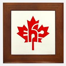 Canada Eh? Framed Tile