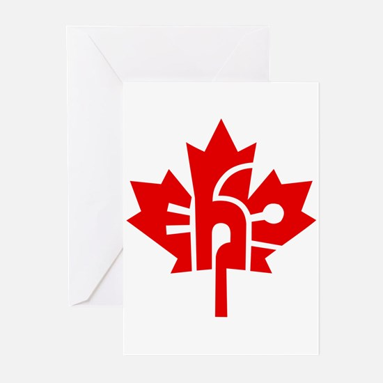 Canada Eh? Greeting Cards (Pk of 10)