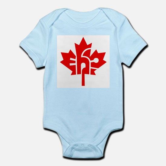 Canada Eh? Infant Bodysuit