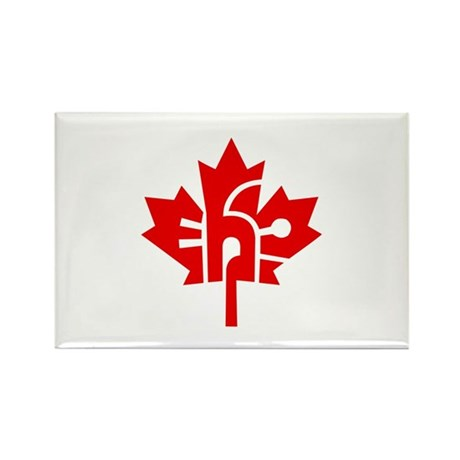 Canada Eh? Rectangle Magnet (10 pack)