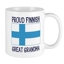 Finnish Great Grandma Mug