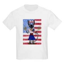 Siamese Queen of the USA T-Shirt