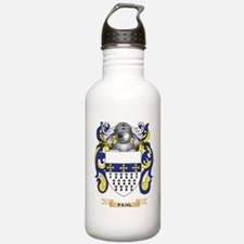 Pahl Coat of Arms (Family Crest) Water Bottle