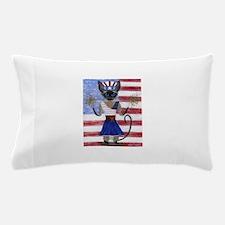 Siamese Queen of the USA Pillow Case