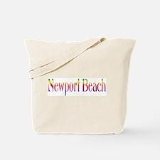 Newport Beach Tote Bag