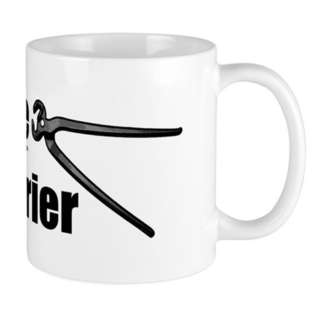 Trust me I'm a farrier Mug