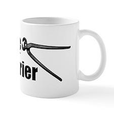 Trust me I'm a farrier Small Mug