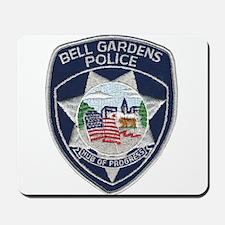 Bell Gardens PD Mousepad