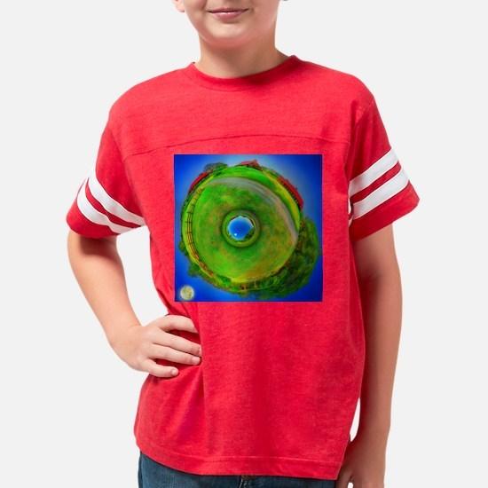 farmland Youth Football Shirt