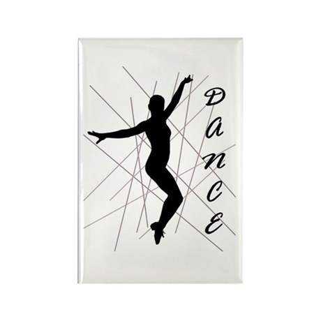 Dance2 Rectangle Magnet (10 pack)