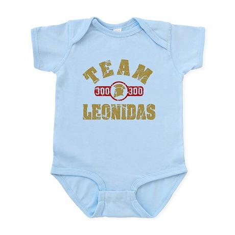 300 Team Leonidas Body Suit