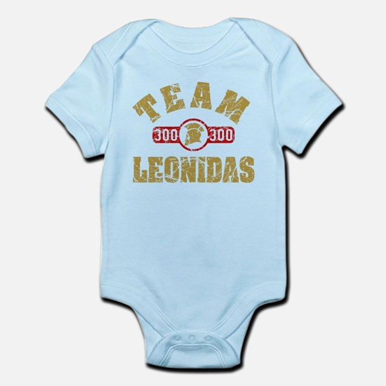 300 Team Leonidas Body Suit