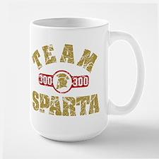 300 Team Sparta Mugs