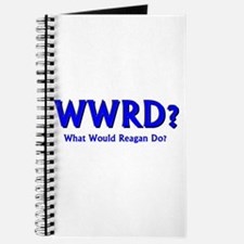 What Would Reagan Do? Journal