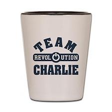 Revolution Team Charlie Shot Glass