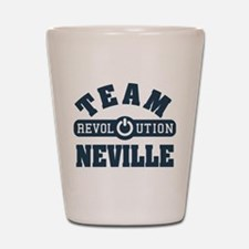 Revolution Team Neville Shot Glass