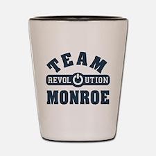 Revolution Team Monroe Shot Glass