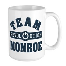 Revolution Team Monroe Mugs