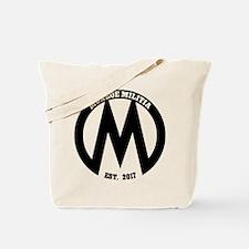 Monroe Militia M Revolution Tote Bag