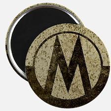 Monroe Republic Emblem Revolution Magnets
