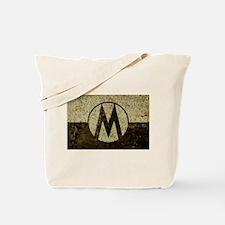 Monroe Republic Flag Revolution Tote Bag