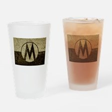 Monroe Republic Flag Revolution Drinking Glass