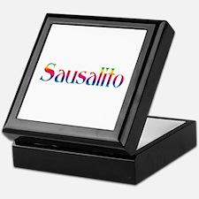 Sausalito Keepsake Box