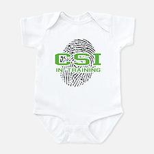 CSI In Training Infant Bodysuit
