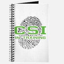 CSI In Training Journal