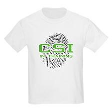 CSI In Training Kids T-Shirt