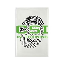 CSI In Training Rectangle Magnet