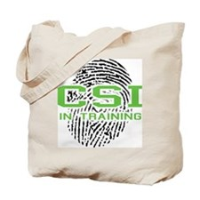 CSI In Training Tote Bag