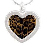 Jaguar Print Necklaces