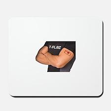T-FLAC MAN Mousepad