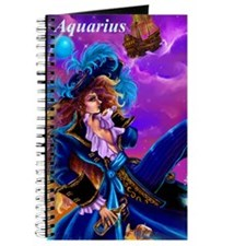 Goddess Aquarius Journal