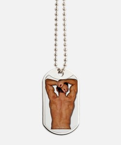 T-FLAC on Back Dog Tags