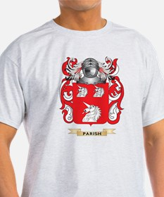Parish Coat of Arms (Family Crest) T-Shirt