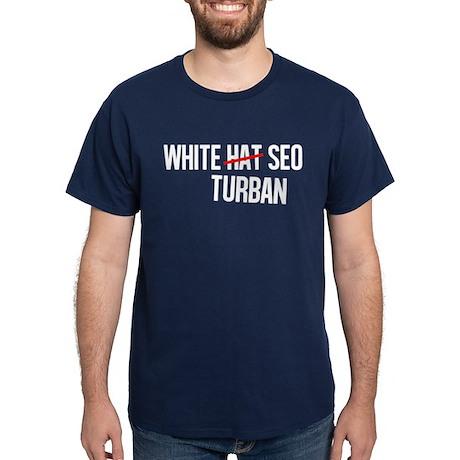 WHITE TURBAN SEO T-Shirt