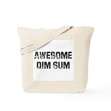 Awesome Dim Sum Tote Bag