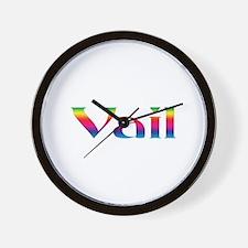 Vail Wall Clock
