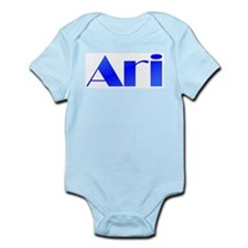 Ari Infant Bodysuit