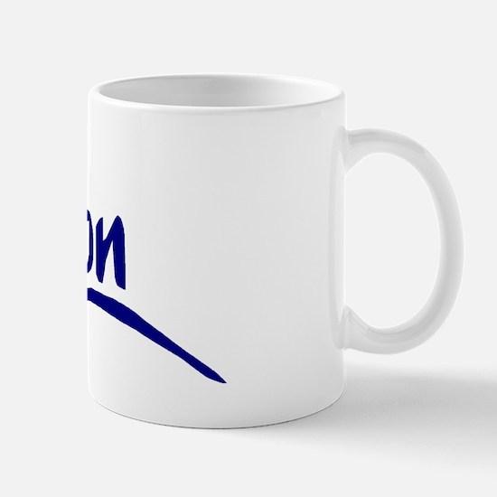 Aaron Mug