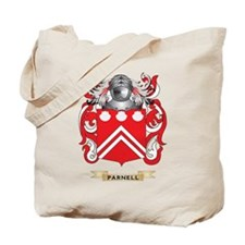 Parnell Coat of Arms (Family Crest) Tote Bag