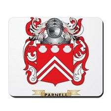 Parnell Coat of Arms (Family Crest) Mousepad