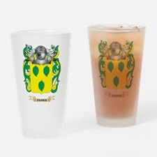Parra Coat of Arms (Family Crest) Drinking Glass
