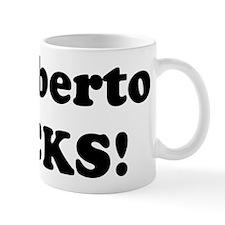 Humberto Rocks! Mug