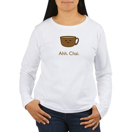 Chai Women's Long Sleeve T-Shirt