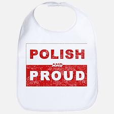 Polish & Proud Bib