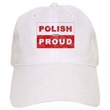 Polish & Proud Baseball Cap