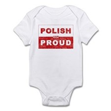 Polish & Proud Infant Bodysuit